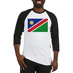 Namibia Flag Baseball Jersey