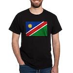 Namibia Flag Dark T-Shirt