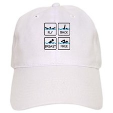 swimming Baseball Baseball Cap