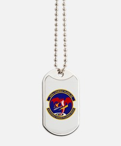 608th Combat Plans Squadron - Aerospace Dog Tags