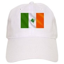 Irish Flag Baseball Cap