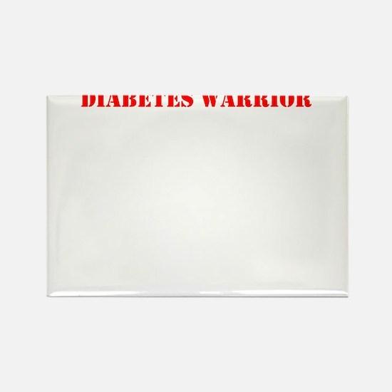 Diabetes Warrior Magnets