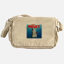 Cute Musky Messenger Bag
