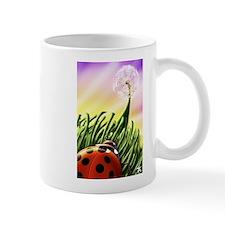 Ladybug Breakfast Mug