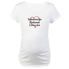 Loves me: Alabama Shirt