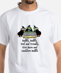 HALLOWEEN - BUBBLE BUBBLE TOIL AND T Shirt