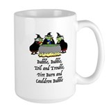 Cauldron Large Mugs (15 oz)
