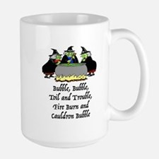 HALLOWEEN - BUBBLE BUBBLE TOIL AND TROU Mug