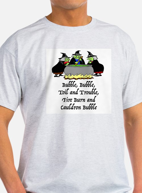 HALLOWEEN - BUBBLE BUBBLE TOIL AND T T-Shirt