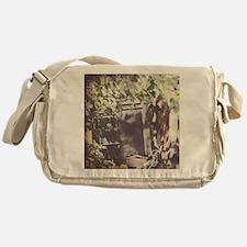 Cool Amish Messenger Bag