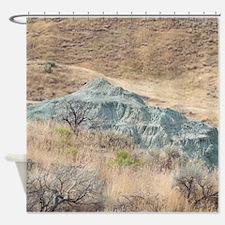 Geology Shower Curtain