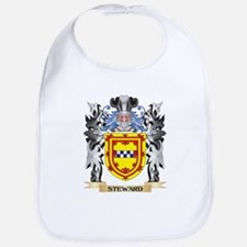 Steward Coat of Arms - Family Crest Bib