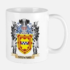 Steward Coat of Arms - Family Crest Mugs