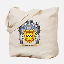 Steward Coat of Arms - Family Crest Tote Bag