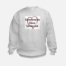 Loves me: Chico Sweatshirt