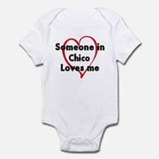 Loves me: Chico Infant Bodysuit