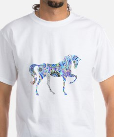 Cool Colorful Horse T-Shirt