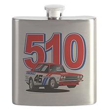 BRE Datsun 510 #46 Flask