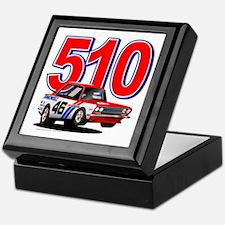BRE Datsun 510 #46 Keepsake Box