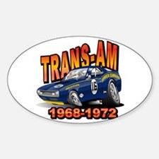 Mark Donohue Trans Am Camaro Decal