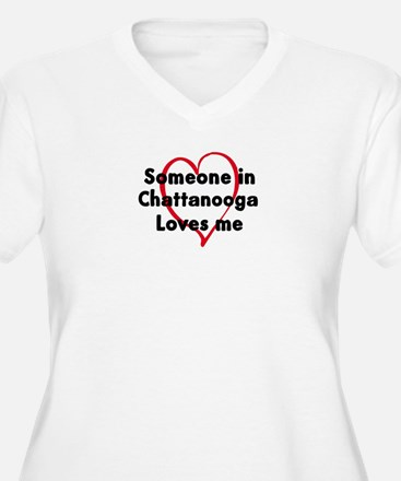 Loves me: Chattanooga T-Shirt