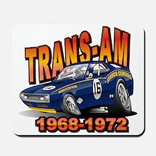 Mark Donohue Trans Am Camaro Mousepad