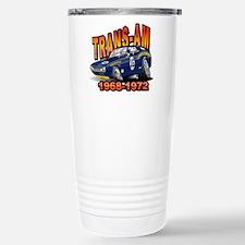 Mark Donohue Trans Am Camaro Travel Mug