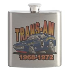 Trans Am Racing Series Flask