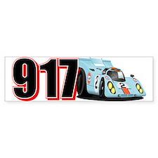 Porsha 917K Bumper Sticker
