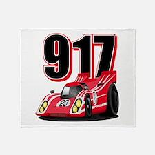 Porsha 917K Throw Blanket