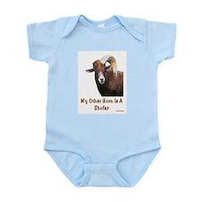 Rosh Hashanah Shofar Infant Bodysuit