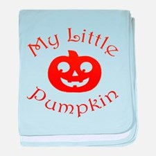 MyLittlePumpkinMaternity.png baby blanket
