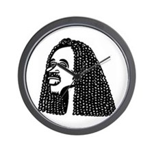 Locs Wall Clock
