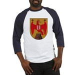 Burgenland Coat of Arms Baseball Jersey