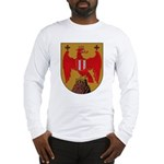 Burgenland Coat of Arms Long Sleeve T-Shirt