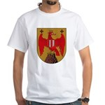 Burgenland Coat of Arms White T-Shirt