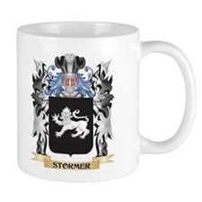 Stormer Coat of Arms - Family Crest Mugs