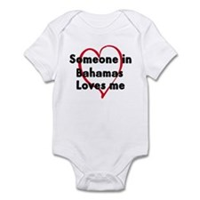 Loves me: Bahamas Infant Bodysuit