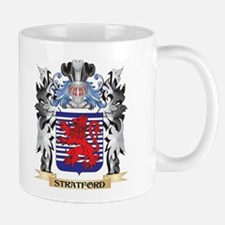 Stratford Coat of Arms - Family Crest Mugs