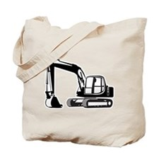 Earth Mover Tote Bag