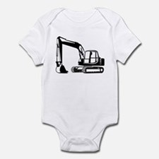 Earth Mover Infant Bodysuit