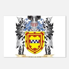 Stuart Coat of Arms - Fam Postcards (Package of 8)