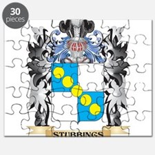 Stubbings Coat of Arms - Family Crest Puzzle