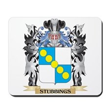 Stubbings Coat of Arms - Family Crest Mousepad