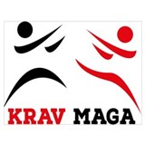 Krav maga Wrapped Canvas Art
