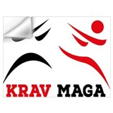 Krav maga Wall Decals