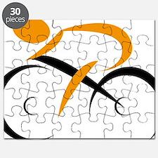 Unique Cycling Puzzle