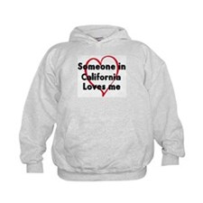 Loves me: California Hoodie