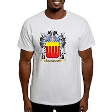 Stuchbury Coat of Arms - Family Crest T-Shirt