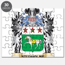 Studholme Coat of Arms - Family Crest Puzzle